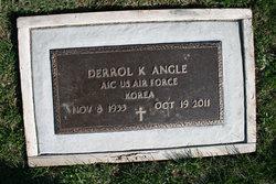 Derrol Keith Angle