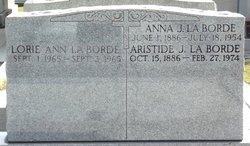 Aristide Jhoe Laborde