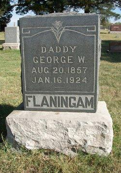 George W Flaningam