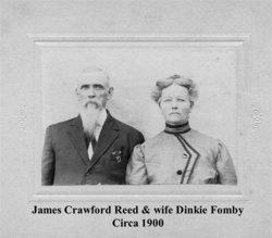 Talitha Eliza Jane Fannie & Dink <i>Fomby</i> Reed