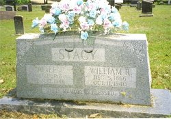 William R Stacy