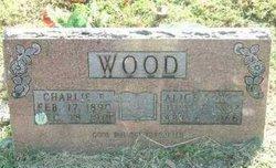 Charlie T Wood