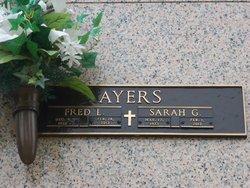 Mrs Sarah Kay <i>Gibby</i> Ayers