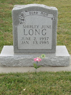 Shirley June Long