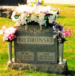 Frances <i>Sieminski</i> Biedronski
