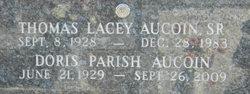 Doris Mae <i>Parish</i> Aucoin