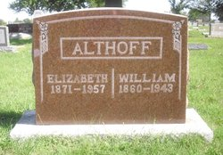 Elizabeth <i>Heiser</i> Althoff