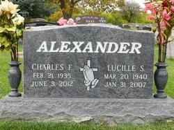 Charles Frazier Alexander