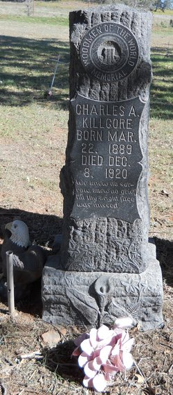 Charles A Killgore