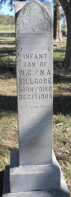 Infant Son Killgore