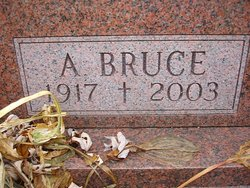 A Bruce Jarvis