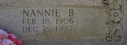 Nannie Bell <i>Ratley</i> Barnett
