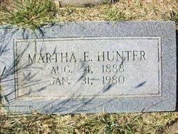 Martha Ellen Hunter