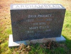 Mary Ellen Archambeau