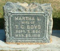 Martha Leora <i>Watson</i> Boyd