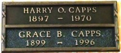 Harry Oran Capps