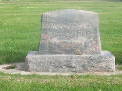 Cora May <i>Hale</i> Clifton