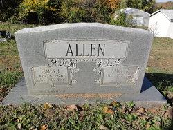 Alice <i>Roberts</i> Allen