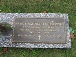 Nancy Carroll <i>Stevens</i> Forsythe