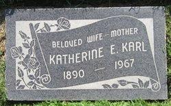 Katherine Eunice <i>Elliott</i> Karl