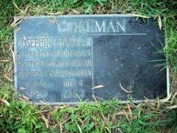 Josephine <i>Handler</i> Coleman