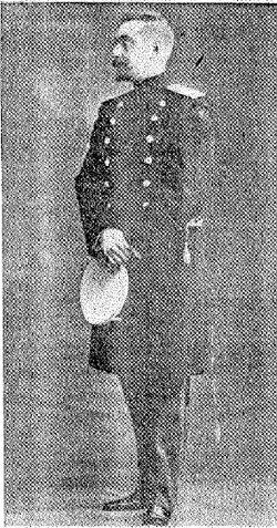 Gen Michael Mikhailovich Speransky Prince Cantacuzene