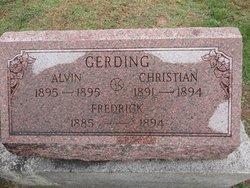 Alvin Gerding