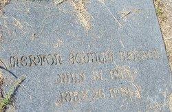 Merton Aquilla Barron