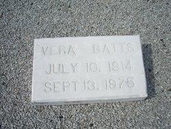 Vera Batts