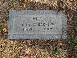 Alta C Barrow