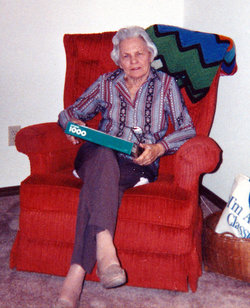 Edith Ann Edie <i>Bicknell</i> Spencer
