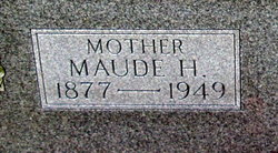 Mabel Maude <i>Heberling</i> Bechdel