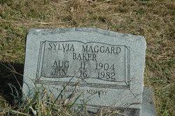 Sylvia <i>Maggard</i> Baker