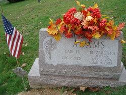 Elizabeth A Betty Ann Adams