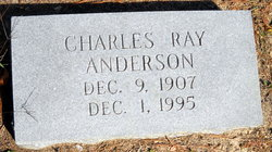 Charles Ray Anderson