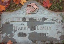 Harry McKinley Lively