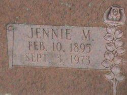 Jennie <i>Massengill</i> Buckles