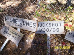 Buckshot Buckshot Jones