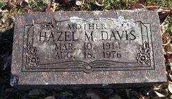 Hazel M <i>Jenkins</i> Davis