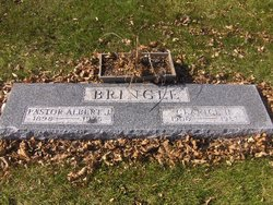 Rev Albert Jacob Bringle