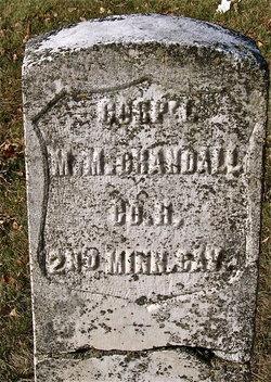 Minor M Crandall