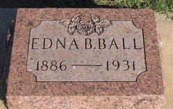 Edna Jane <i>Buck</i> Ball