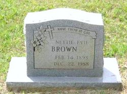 Nettie Evia <i>Oldham</i> Brown