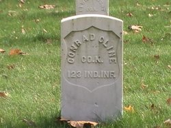 Pvt Conrad Cline