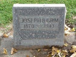 Joseph B Grimm