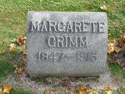 Margaret Elizabeth <i>Lewis</i> Grimm