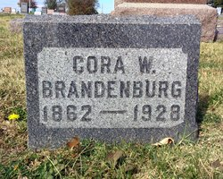 Cora W Brandenburg