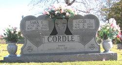 Sarah E. Cordle