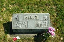 Nellie E. <i>Enke</i> Allen