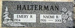 Naomi <i>Park</i> Halterman